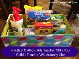 5 christmas gifts teachers will actually like plus gift bag box important daily items