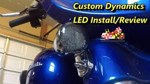 "Custom Dynamics ""Dynamic Ringz"" <b>LED</b> Turn Signal <b>Bullet</b> Style ..."