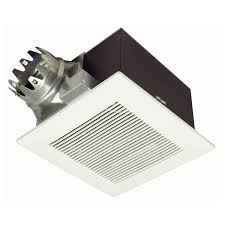 airflow bathroom fan panasonicampreg whisperceiling  cfm energy star bathroom fan