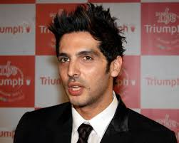 Zayed Khan Cousin to Fardeen, the bad luck clearly has rubbed off on Zayed as ... - -zayed-khan-