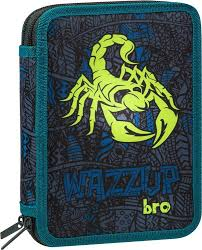 <b>Пенал Berlingo</b> Wazzup, Bro?, PK06316, 20 х 14 х 4 см — купить в ...