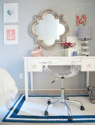 silver mirror and desk cg bedroommagnificent office chair performance quality