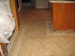 Tiles For Kitchen Floor Tile Kitchen Floor With Border Youtube