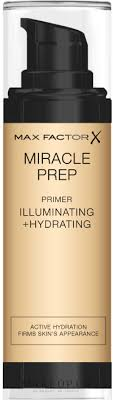 Max Factor <b>Miracle</b> Prep Primer Illuminating + Hydrating - <b>Праймер</b> ...