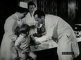 Resultado de imagem para Jonas Salk