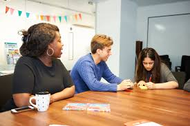 jobs and volunteering at become we have occasional openings for volunteers in our london office two minutes walk from angel tube station to help specific areas of our work