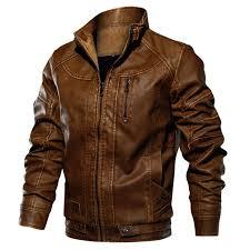 Jamickiki <b>New Autumn</b> and Winter Fashion Warm Motorcycle ...