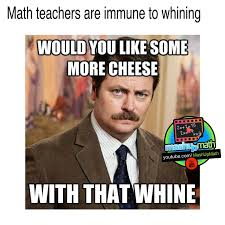 Enjoy a little math teacher humor this Friday! #meme #studentlife ... via Relatably.com