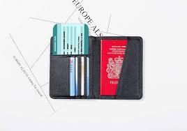 <b>Mens</b> Passport Case <b>Cute</b> Small Warm <b>Animal Pet</b> Cat Heart ...