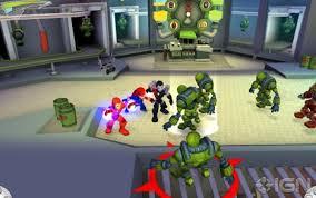 Výsledek obrázku pro PS2  Marvel Super Hero Squad