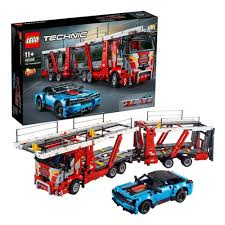 <b>Конструктор LEGO</b>® <b>Technic</b> 42098 <b>Автовоз</b> — купить в интернет ...