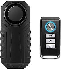 Wsdcam 113dB <b>Wireless</b> Anti-Theft Vibration Motorcycle <b>Bicycle</b> ...