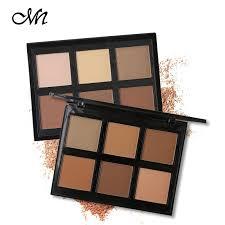 <b>Menow Brand</b> Make Up Eyes Makeup Matte Eyeshadow Palette <b>6</b> ...