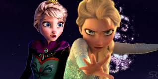 <b>Frozen's Let It Go</b> Was Originally A Disney Villain Song