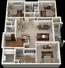 Bedroom Home Design Plans   House Plans Kerala Home Design     Bedroom Home Design Plans   Bedroom Apartment Floor Plans