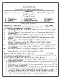 how to make a warehouse resume warehouse associate resume sample