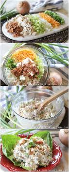 worlds best loaded chicken salad recipe this literally disappears as soon as i bring it agency office literally disappears hours