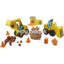 Игровой набор <b>Hasbro Play</b>-<b>doh Экскаватор</b> - 5010993555956