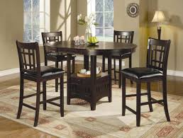tall dining chairs counter: dining room fascinating tall dining room sets collection for your home dining room design