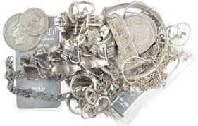 Scrap <b>925</b> Silver - <b>925 Sterling Silver</b> Scrap Prices | BullionByPost