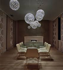 Modern Crystal Chandeliers For Dining Room Contemporary Dining Room Pendant Lighting On Bestdecorco