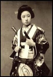 Onna-Bugeisha: <b>Female Samurai</b> Warriors of Feudal Japan, 1800s ...