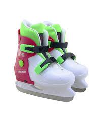 <b>Коньки ледовые раздвижные</b> Slide Pink Larsen 3319488 в ...