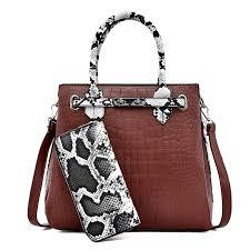 China <b>Luxury</b> Brand Fashion Top Crocodile 100% <b>Real Leather</b> ...