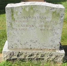 Antonio Fazzio (1888 - 1964) - Find A Grave Memorial - 107876483_136520607570