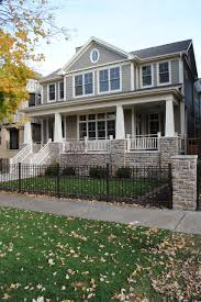 craftsman exterior by cook architectural design studio american craftsman style