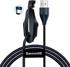 Кабель <b>Baseus Colorful Sucker</b> RPG Data Cable USB for Type-C ...