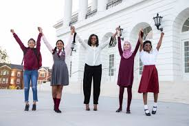 <b>Girls</b> Opportunity Alliance - Obama Foundation
