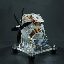 Stark Hall Sensor Brushless <b>Motor Electric</b> Machine <b>Fan Blade High</b> ...