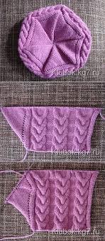 Вязание | Узор для вязания крючком, Вязаные <b>носки</b>, Вязание