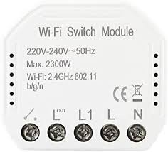MOES <b>WiFi Smart</b> Light Switch DIY Breaker Module <b>Smart</b> Life/Tuya ...