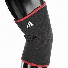 "<b>Суппорт локтя</b> ""<b>Adidas</b>"" Elbow Support чёрно-красный ADSU ..."