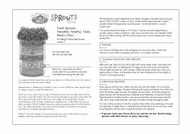 Kitchen Garden Sprouter Kitchen Seed Sprouter Grow Your Own Sprouts Mr Fothergills