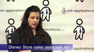 disney store application jobs careers online
