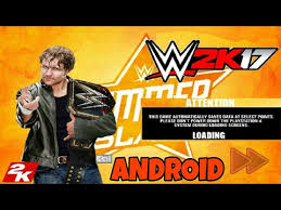 Download WWE 2K17 for Android !! WR3D mod by HHH - YouTube