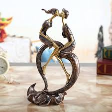 Continental home decorations/ceramic resin craft/fashion ... - Qoo10