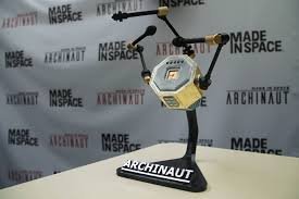 Archinaut, <b>a</b> 3D <b>Printing Robot</b> to <b>Make</b> Big Structures in Space