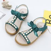 <b>COZULMA</b> Girls Summer Sequined Princess Shoes <b>Baby Kids</b> Flat ...