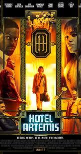 Hotel <b>Artemis</b> (2018) - Trivia - IMDb