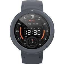 Xiaomi <b>Amazfit Verge Lite Bluetooth</b> Nabız GPS Akıllı Saat Siyah