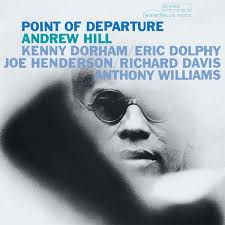<b>Andrew Hill</b> - <b>Point</b> of Departure LP – Blue Note Records
