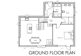 House Plans   Ground Floor   House   Our Self Build Story        Floor plan of self build house  building a dream home  self building a dream