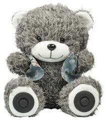 <b>Портативная</b> акустика <b>Ritmix ST</b>-<b>250</b> Bear BT — купить по ...