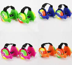 Wholesale <b>Colorful Flashing Roller</b> Small whirlwind pulley flash ...