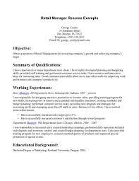 find retail resume s retail lewesmr sample resume sle retail resume no experience