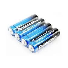 <b>Батарейка Panasonic</b> R6 <b>AA</b> солевая General Purpose 1,5В 4шт ...